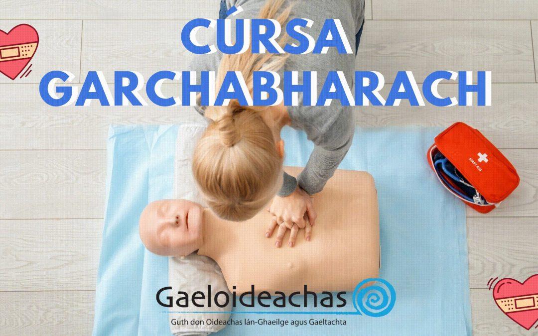 Cúrsa Garchabhrach do Naíonraí
