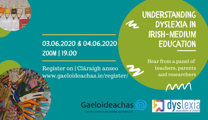Free online seminar on Dyslexia