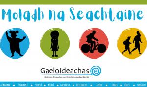 Moladh na Seachtaine