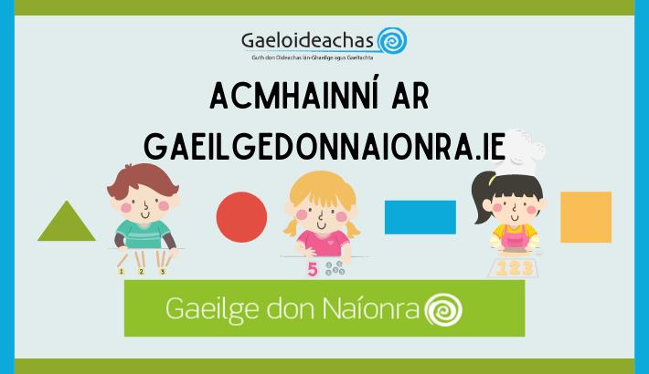 GaeilgeDonNaíonra