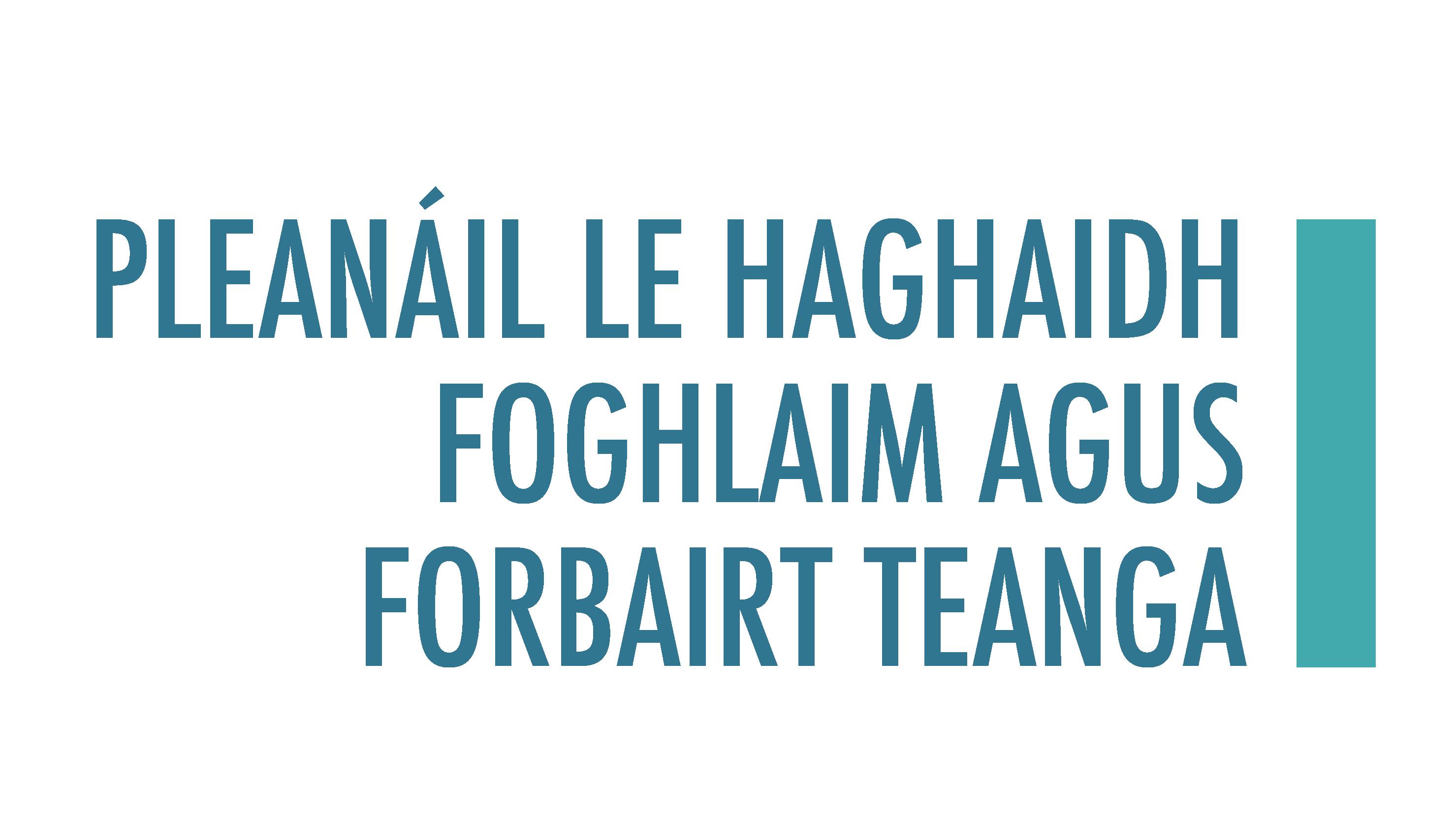 Pleanáil le haghaidh foghlaim agus forbairt teanga