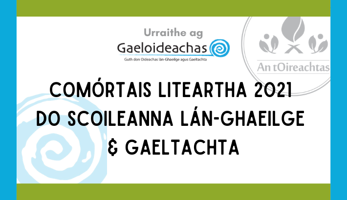 PRESS RELEASE: An tOireachtas & Gaeloideachas collaborate to encourage young writers