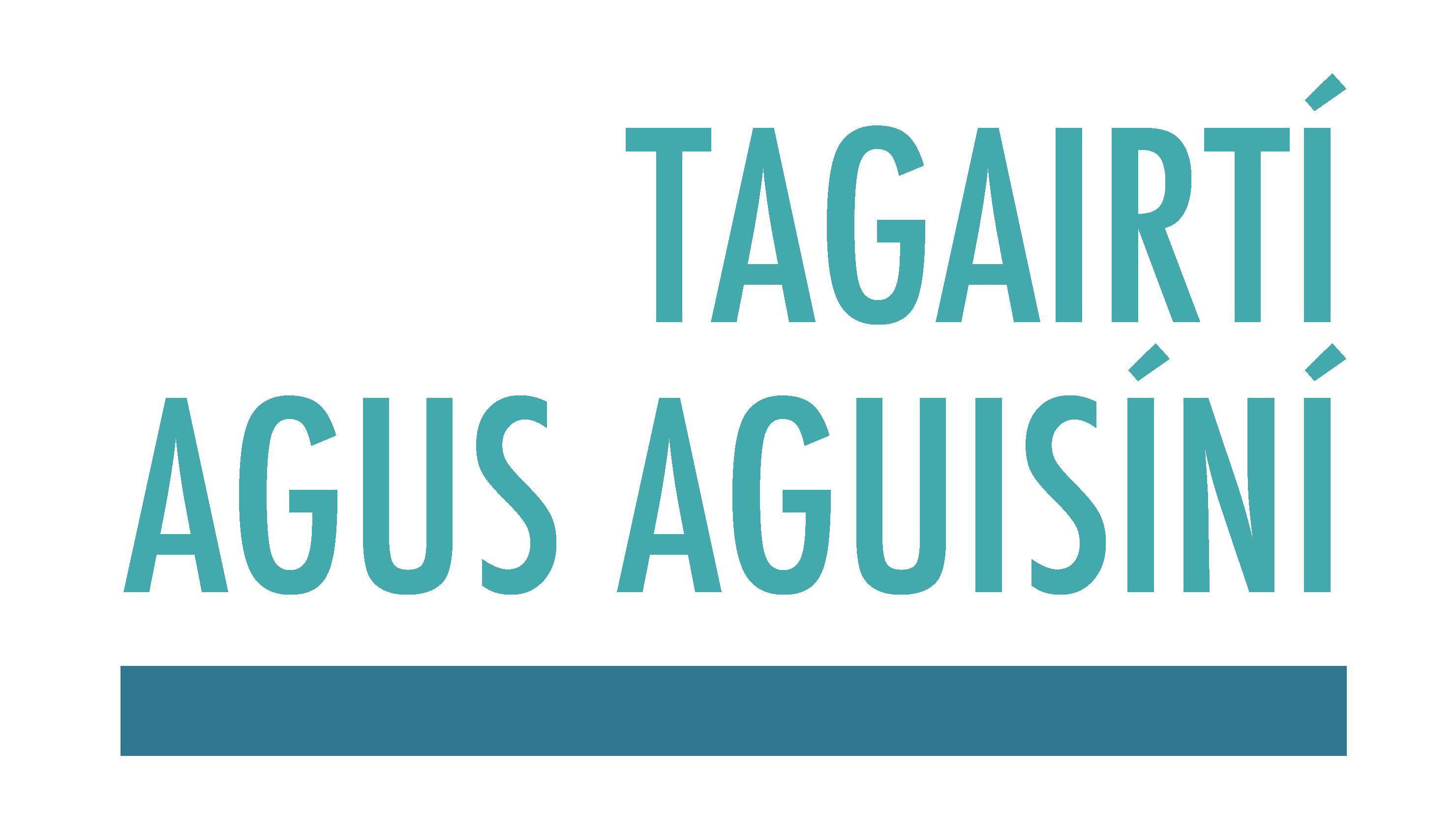 Tagairtí agus Aguisíní