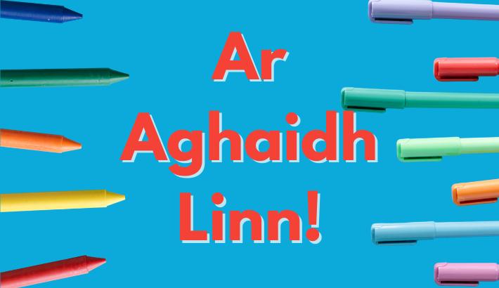 Ar Aghaidh Linn! Nuachtlitir Leanúnachais
