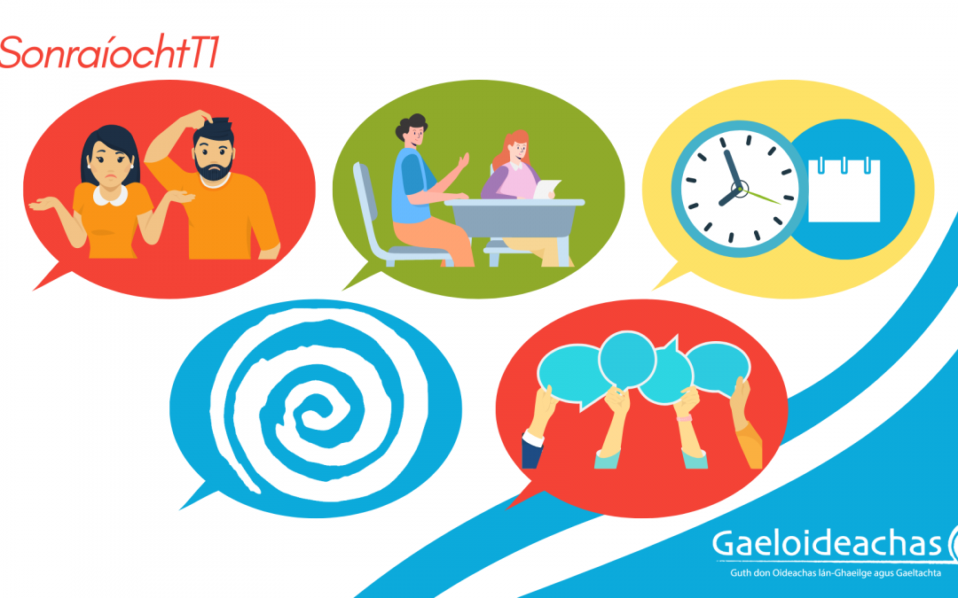 Draft Specification for Leaving Cert Irish- What you need to know