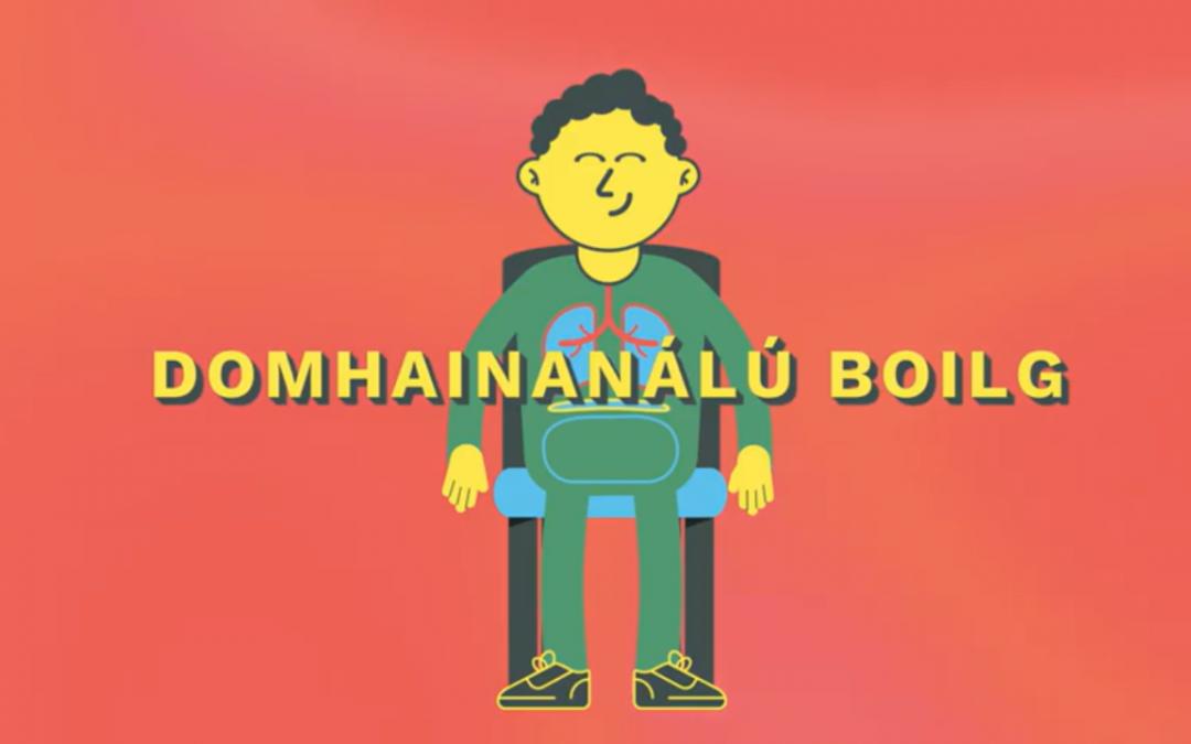 Domhainanálú Boilg (físeán)