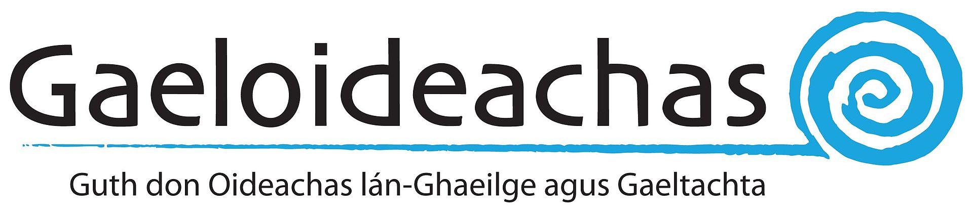 Gaeloideachas logo